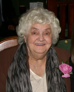 Barbara Hore 1