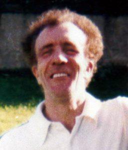 David George Thomas