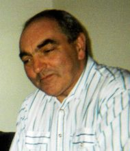 Griffith Thomas John Evans (GRIFF)