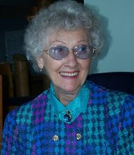 Glenys Mary Smith