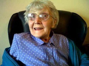 Winifred Mary Davies
