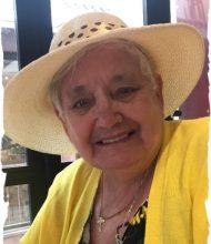 Hazel Eileen Hanford