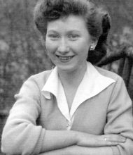 Phyllis Rosina Williams